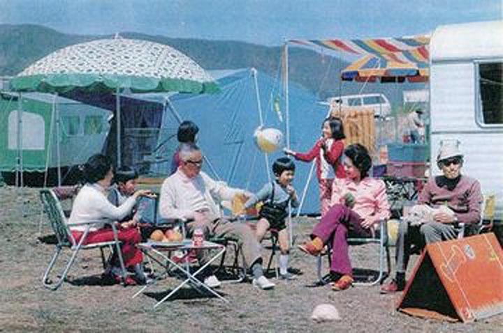 02 1960s CampScene